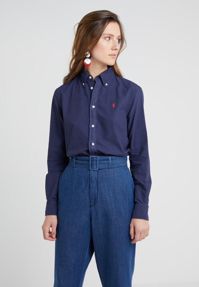 Polo Ralph Lauren - RELAXED FIT - Hemdbluse - cruise navy