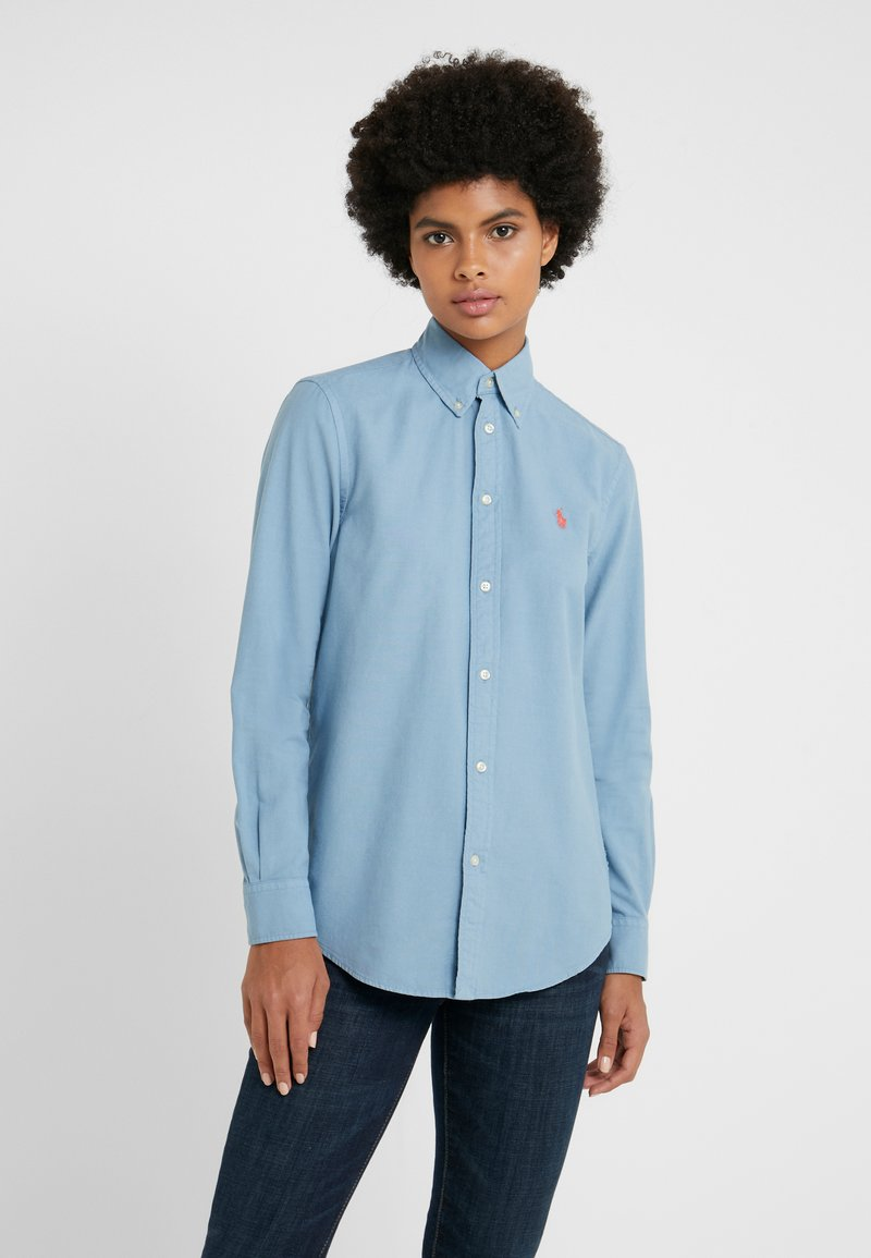 Polo Ralph Lauren - RELAXED FIT - Button-down blouse - cassidy blue