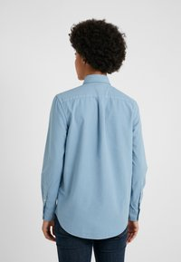 Polo Ralph Lauren - RELAXED FIT - Button-down blouse - cassidy blue - 2