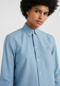 Polo Ralph Lauren - RELAXED FIT - Button-down blouse - cassidy blue - 4
