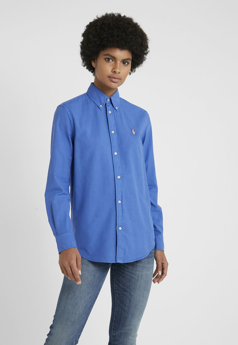 Polo Ralph Lauren - RELAXED FIT - Button-down blouse - colby blue