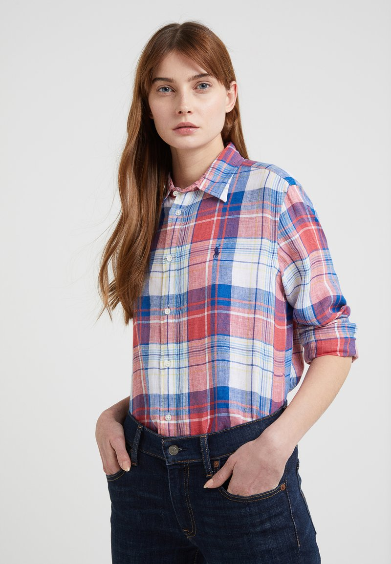 Polo Ralph Lauren - PLAIDS - Camicetta - red/blue/multi