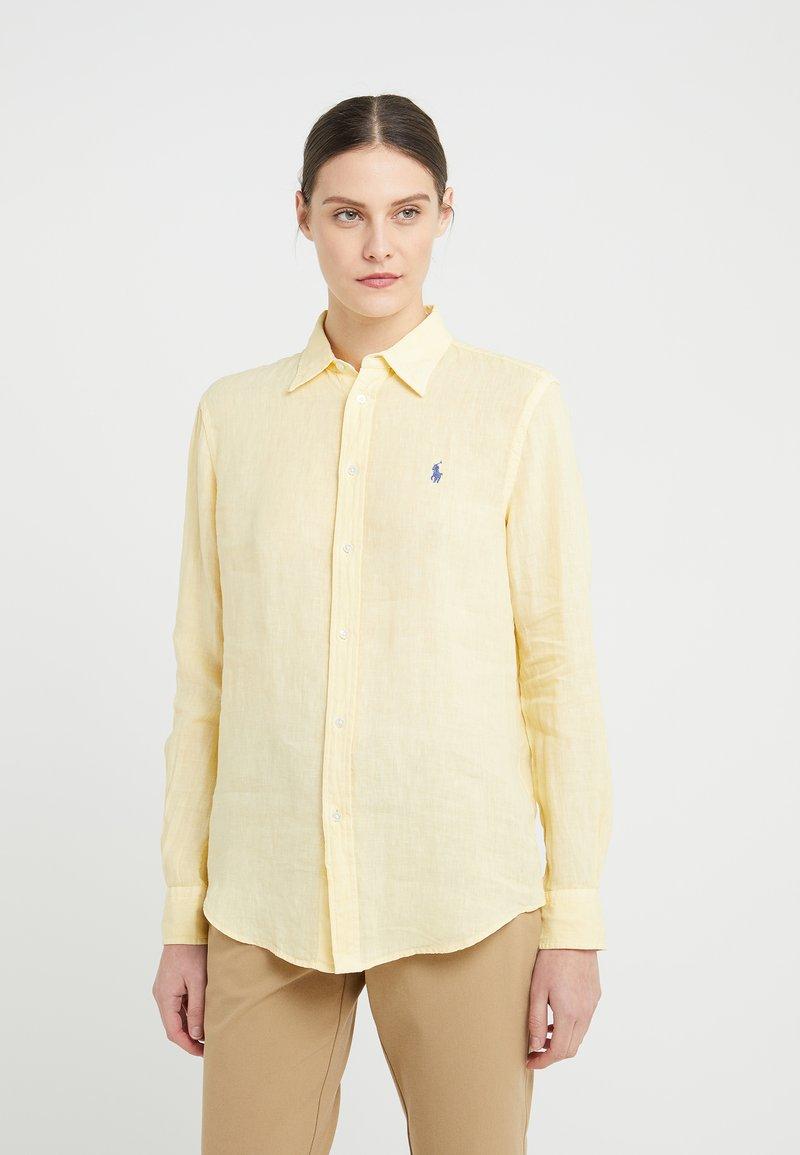 Polo Ralph Lauren - SOFT FADE - Camicia - wicket yellow