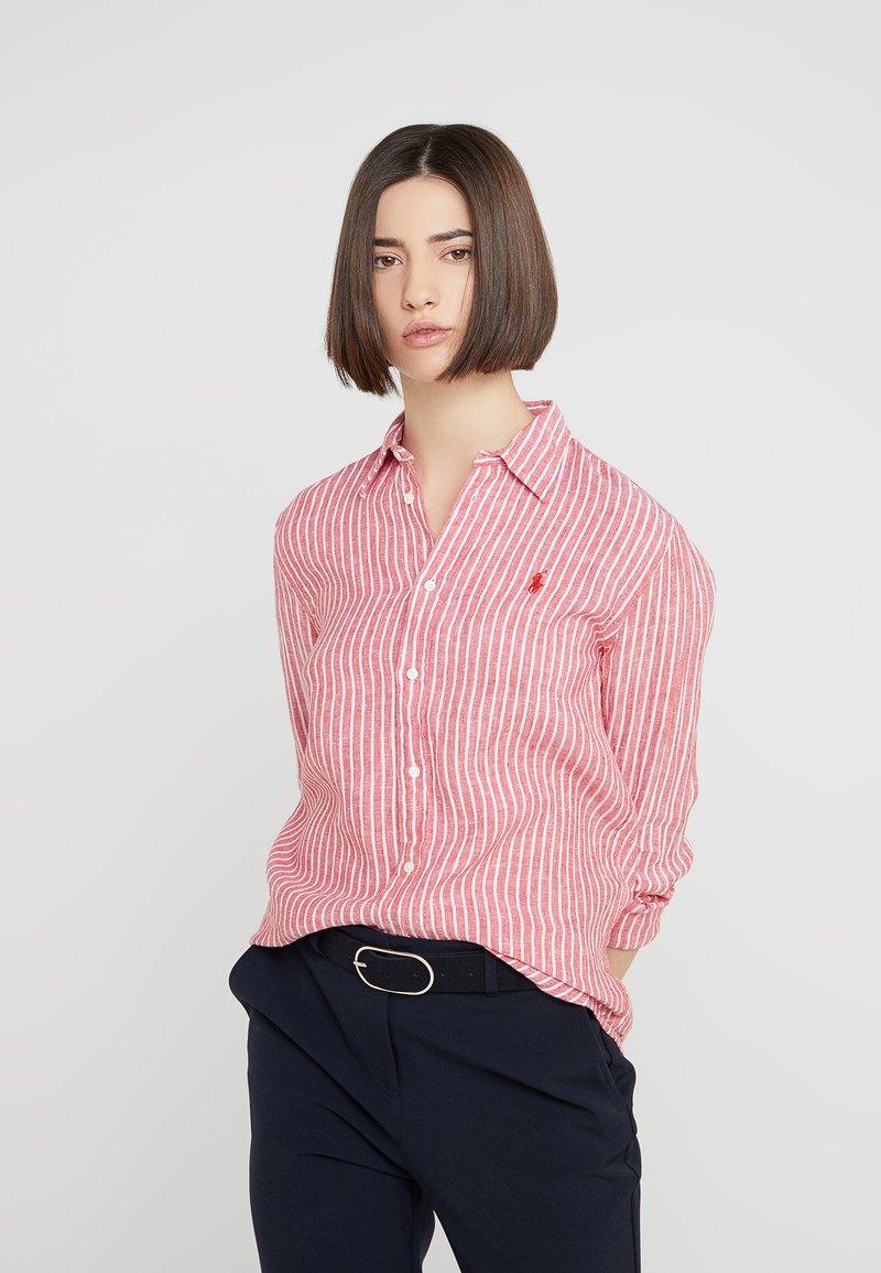 Polo Ralph Lauren - Košile - red/white