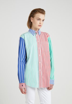 YARN DYE  - Button-down blouse - multi
