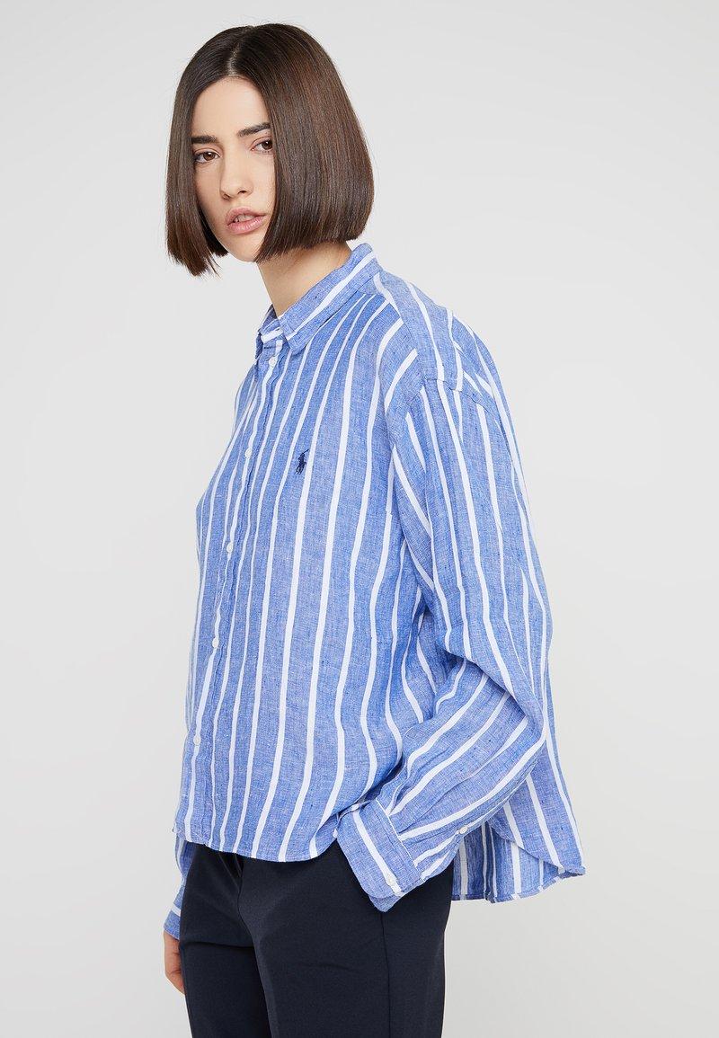 Polo Ralph Lauren - Skjorta - royal/white