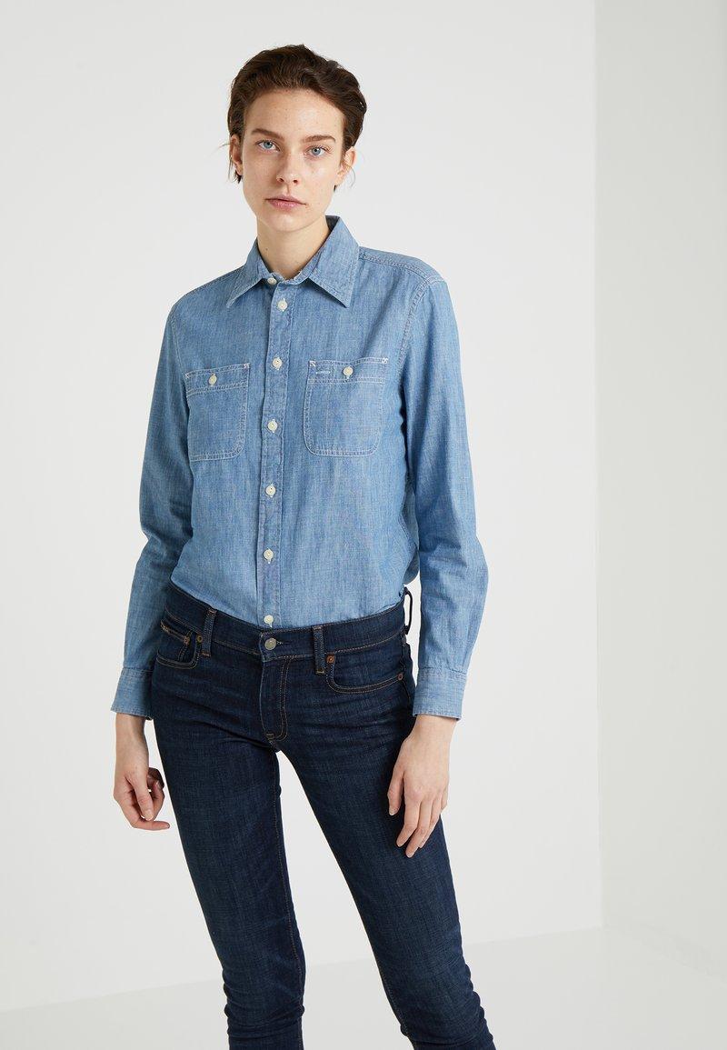 Polo Ralph Lauren - CHAMBRAY - Camicia - medium indigo