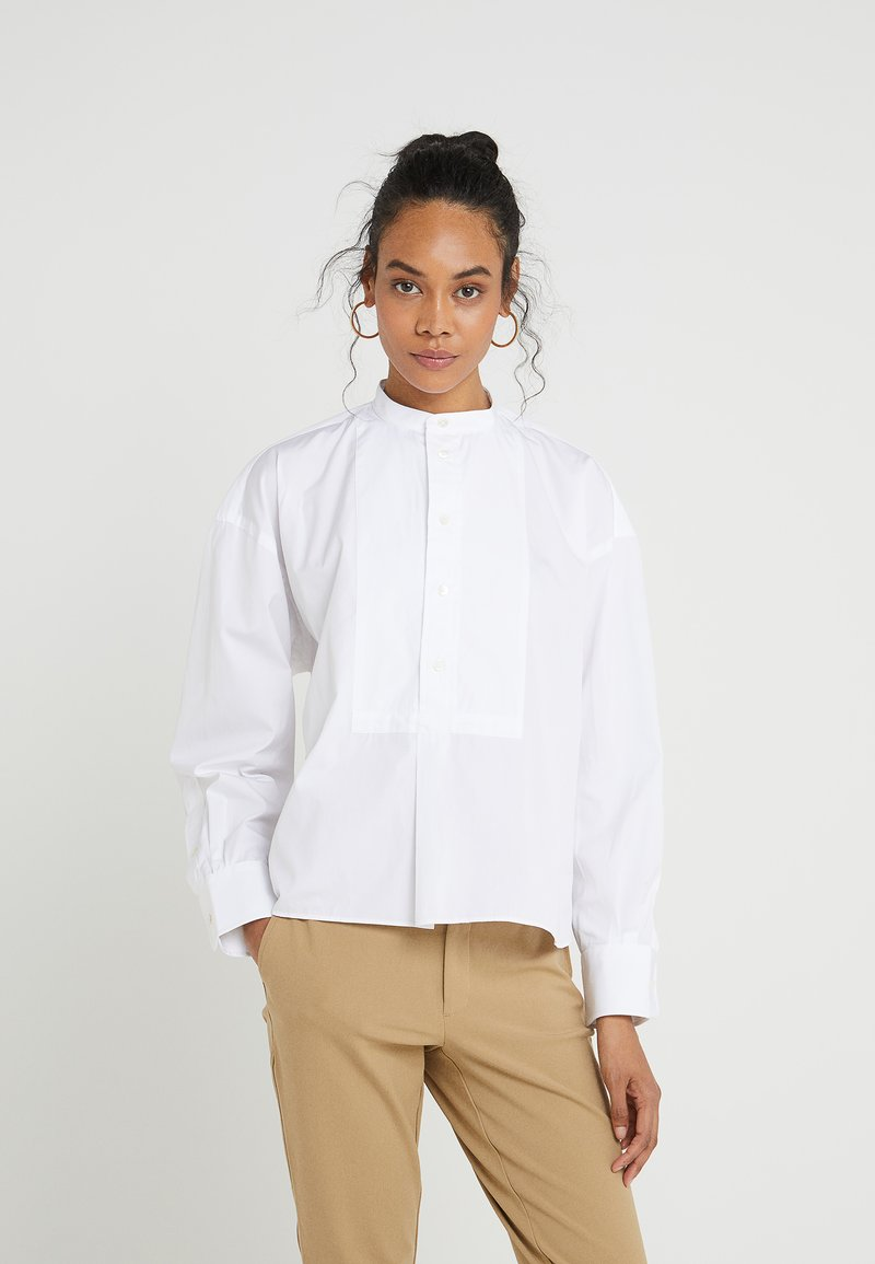 Polo Ralph Lauren - BROADCLOTH - Bluse - white