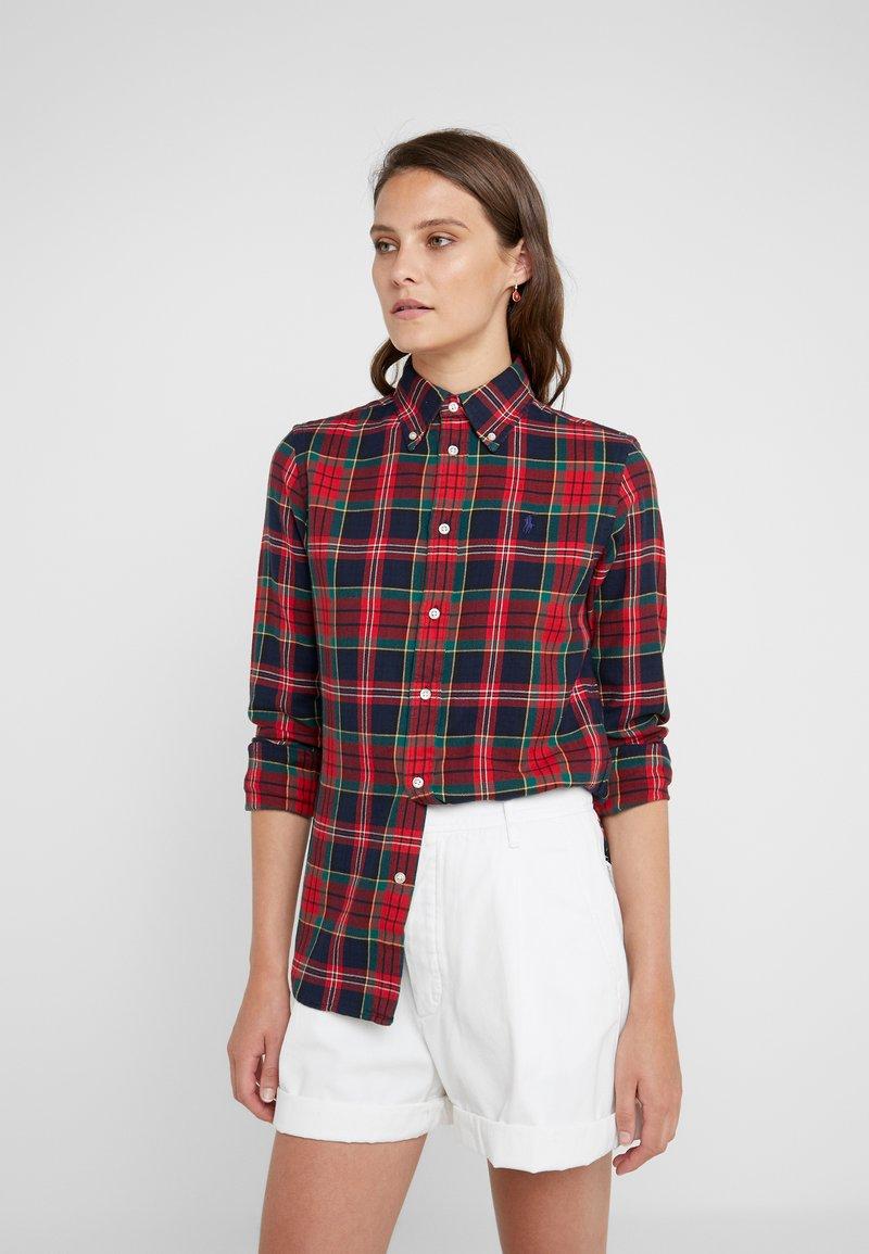 Polo Ralph Lauren - Camisa - red/navy