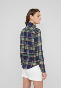 Polo Ralph Lauren - Camisa - navy/yellow - 2