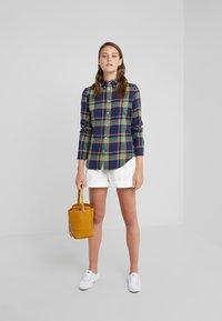 Polo Ralph Lauren - Camisa - navy/yellow - 1