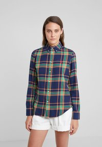 Polo Ralph Lauren - Camisa - navy/yellow - 0