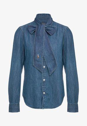Camicia - medium indigo