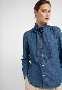 Polo Ralph Lauren - Camicia - medium indigo - 4