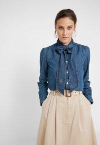 Polo Ralph Lauren - Camicia - medium indigo - 0