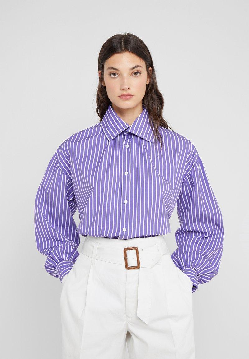Polo Ralph Lauren - Bluse - purple/white