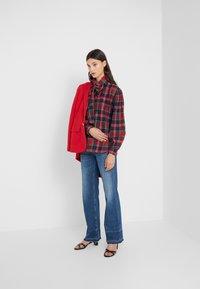 Polo Ralph Lauren - Camicia - red/navy - 1