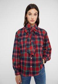 Polo Ralph Lauren - Camicia - red/navy - 3