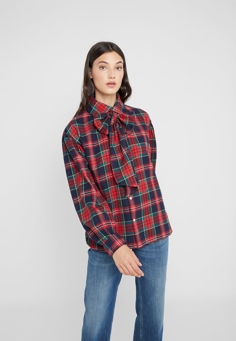 Polo Ralph Lauren - Camicia - red/navy