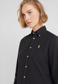 Polo Ralph Lauren - OXFORD RELAXED FIT - Košile - black - 4