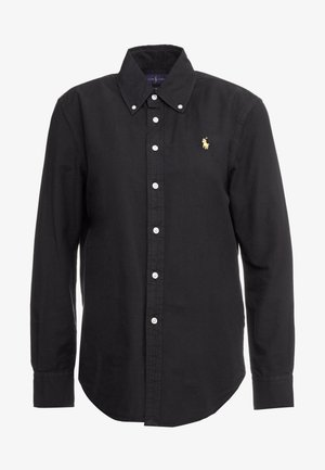 OXFORD RELAXED FIT - Skjorte - black