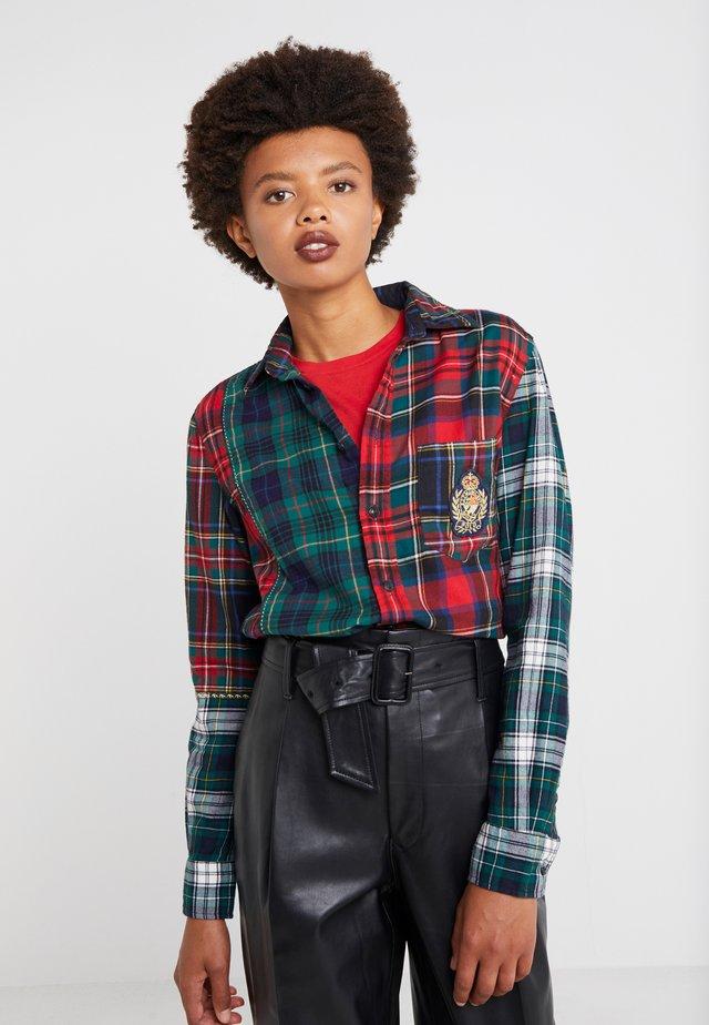 Camicia - patchwork