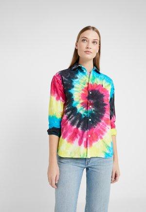 CLASSIC - Skjorte - multi tie dye