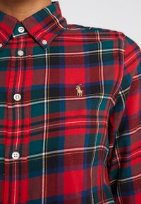 Polo Ralph Lauren - TWILL PLAID - Camicia - crimson red - 3