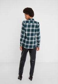 Polo Ralph Lauren - TWILL PLAID - Camisa -  hunter green - 2