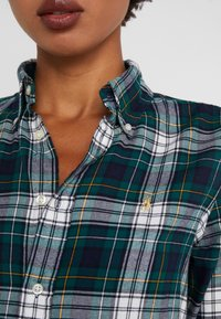 Polo Ralph Lauren - TWILL PLAID - Camisa -  hunter green - 5