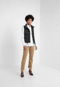 Polo Ralph Lauren - OXFORD KENDAL SLIM FIT - Button-down blouse - white - 1