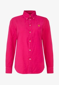 Polo Ralph Lauren - RELAXED LONG SLEEVE SHIRT - Camicia - accent pink
