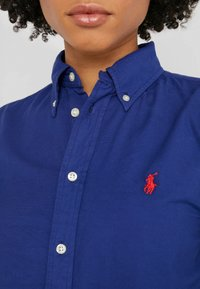 Polo Ralph Lauren - RELAXED LONG SLEEVE SHIRT - Camicia - royal - 5