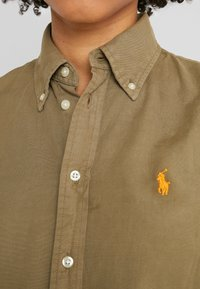 Polo Ralph Lauren - RELAXED LONG SLEEVE SHIRT - Button-down blouse - olive - 5