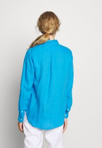Polo Ralph Lauren - RELAXED LONG SLEEVE - Button-down blouse - scottsdale blue - 2
