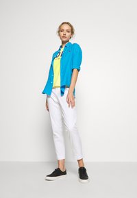 Polo Ralph Lauren - RELAXED LONG SLEEVE - Button-down blouse - scottsdale blue - 1