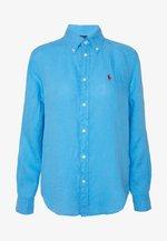 RELAXED LONG SLEEVE - Košile - scottsdale blue