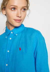 Polo Ralph Lauren - RELAXED LONG SLEEVE - Button-down blouse - scottsdale blue - 5