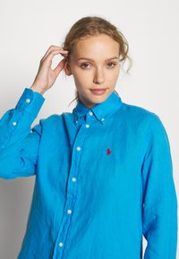 Polo Ralph Lauren - RELAXED LONG SLEEVE - Button-down blouse - scottsdale blue - 3