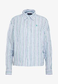 Polo Ralph Lauren - STRIPE - Košile - blue green - 4