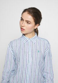 Polo Ralph Lauren - STRIPE - Košile - blue green - 3