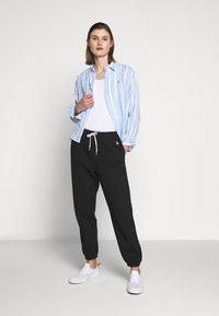 Polo Ralph Lauren - STRIPE - Button-down blouse - blue lagoon - 1