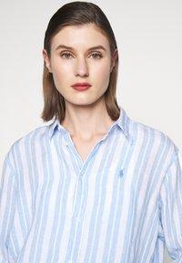 Polo Ralph Lauren - STRIPE - Button-down blouse - blue lagoon - 5