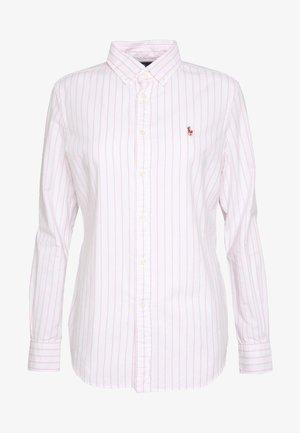 KENDAL - Skjorte - white/pink