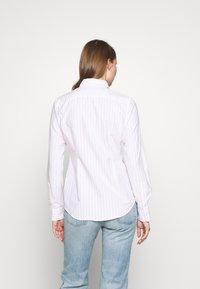 Polo Ralph Lauren - KENDAL - Camisa - white/pink - 2