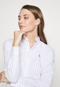 Polo Ralph Lauren - KENDAL - Camisa - white/blue - 3