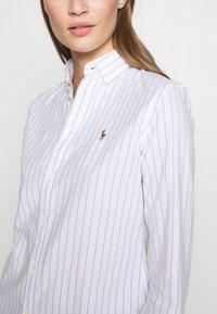 Polo Ralph Lauren - KENDAL - Camisa - white/blue - 7