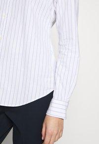 Polo Ralph Lauren - KENDAL - Camisa - white/blue - 4