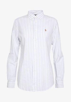 KENDAL - Skjorte - white/blue