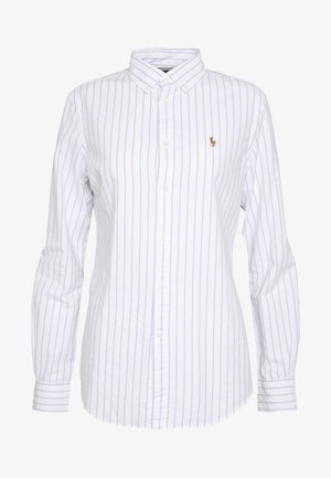 KENDAL - Overhemdblouse - white/blue